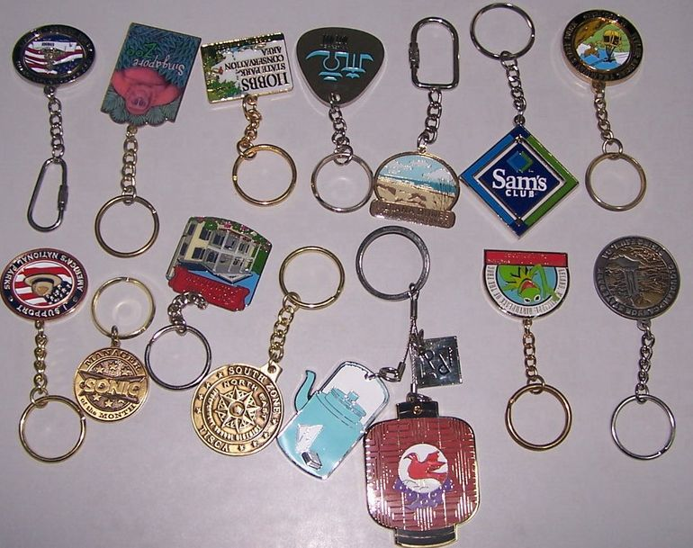 Custom Key chains