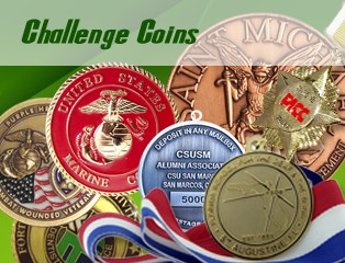 Challenge coins, Bottle Opener, Dogtag, Military coins and more